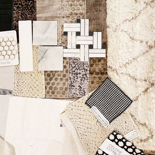 Luxe Materials for a #fadmember weekend presentation...any favorites?