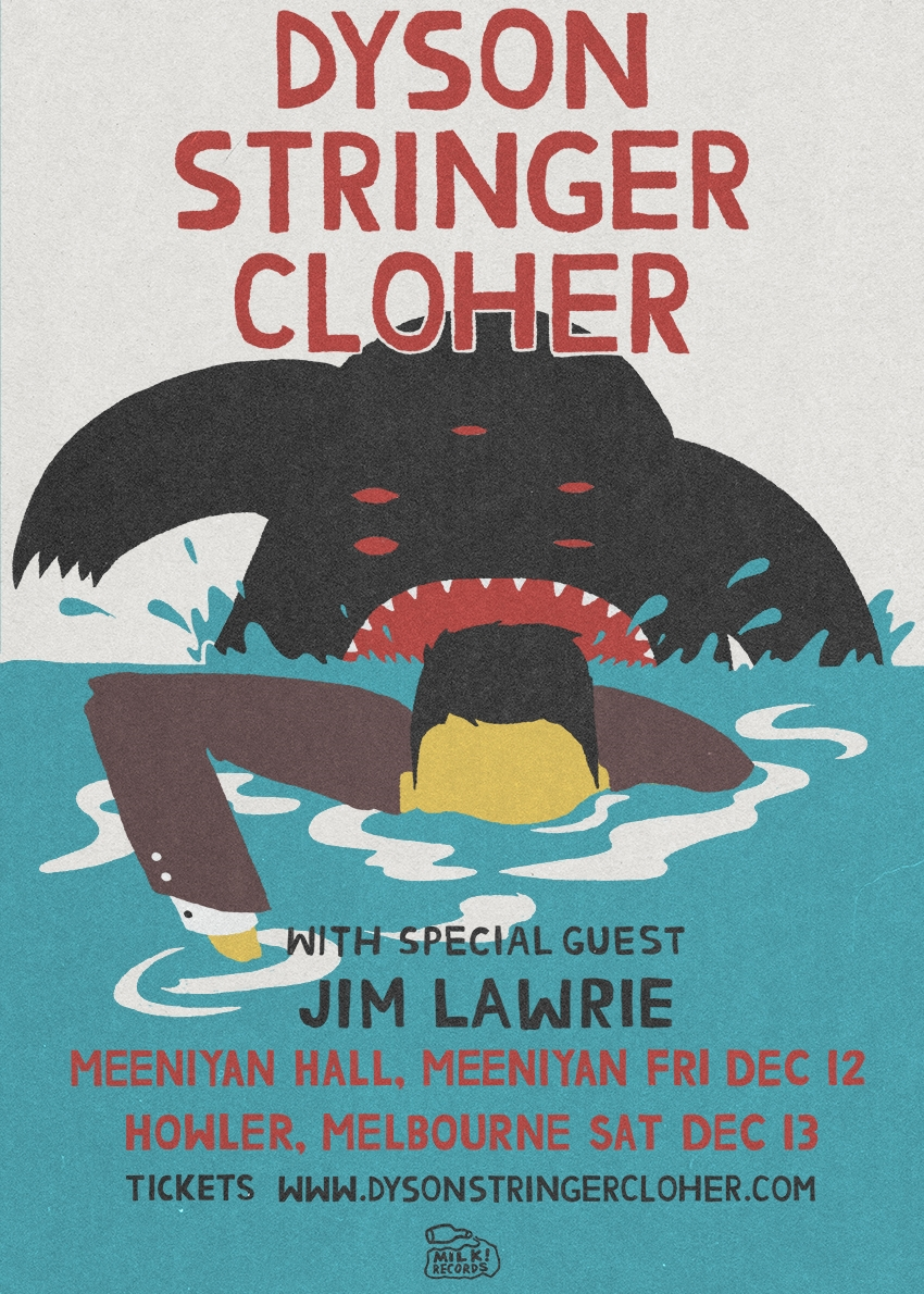 Dyson, Stringer & Cloher Tour 2013