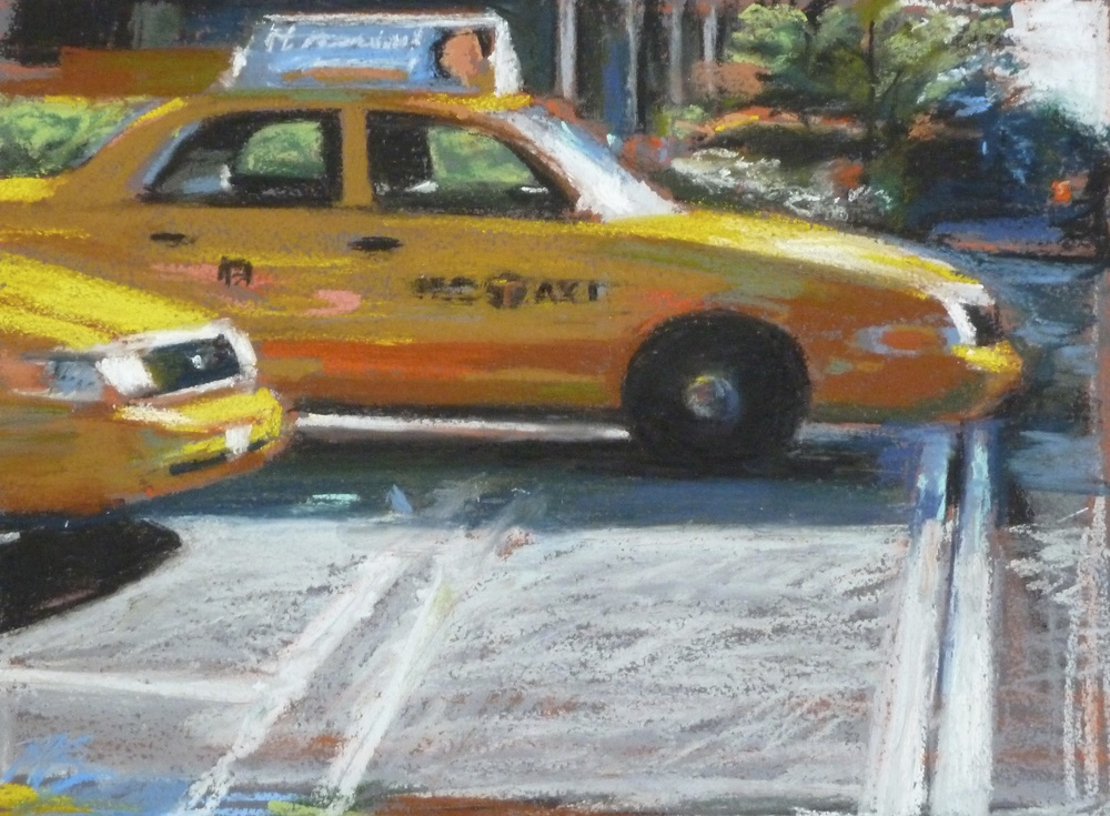 Lexington Avenue Taxis