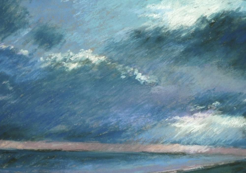 Bridgehampton sky