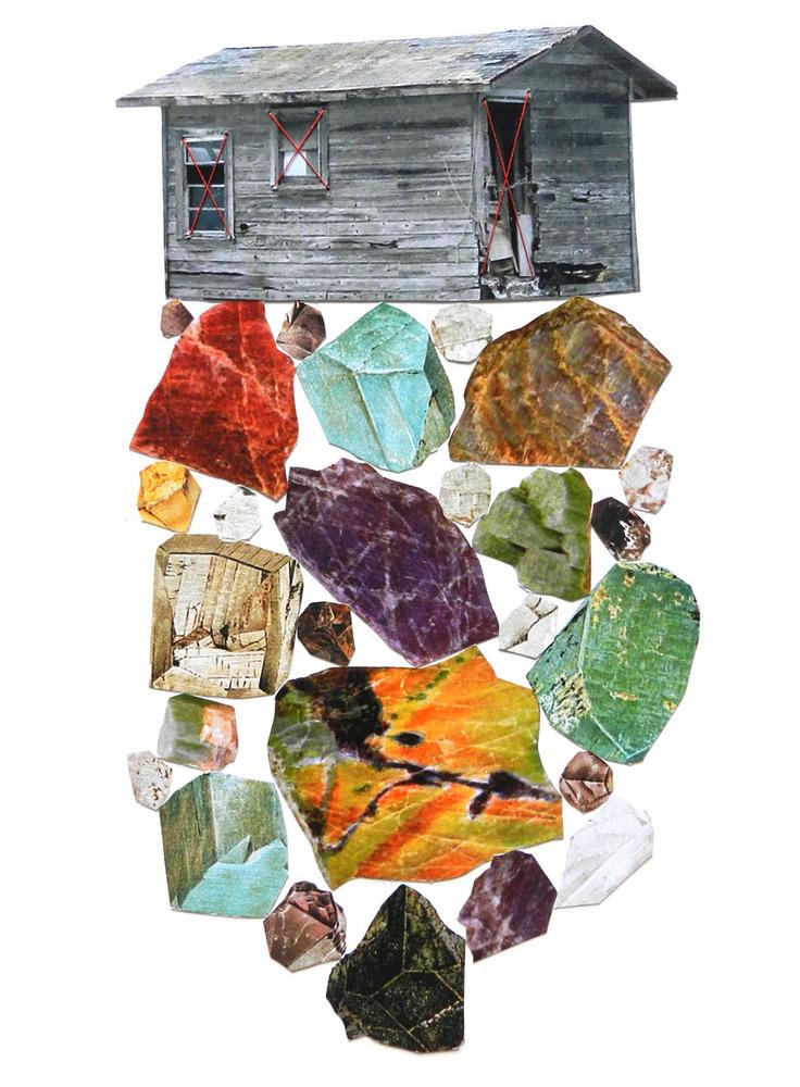 Minerals by Hagar Vardimon-van Heummen