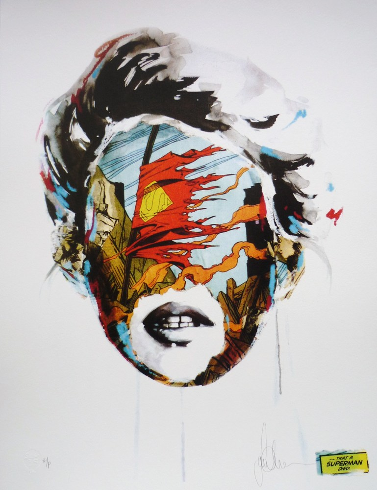 Fragile Heroes by Sandra Chevrier
