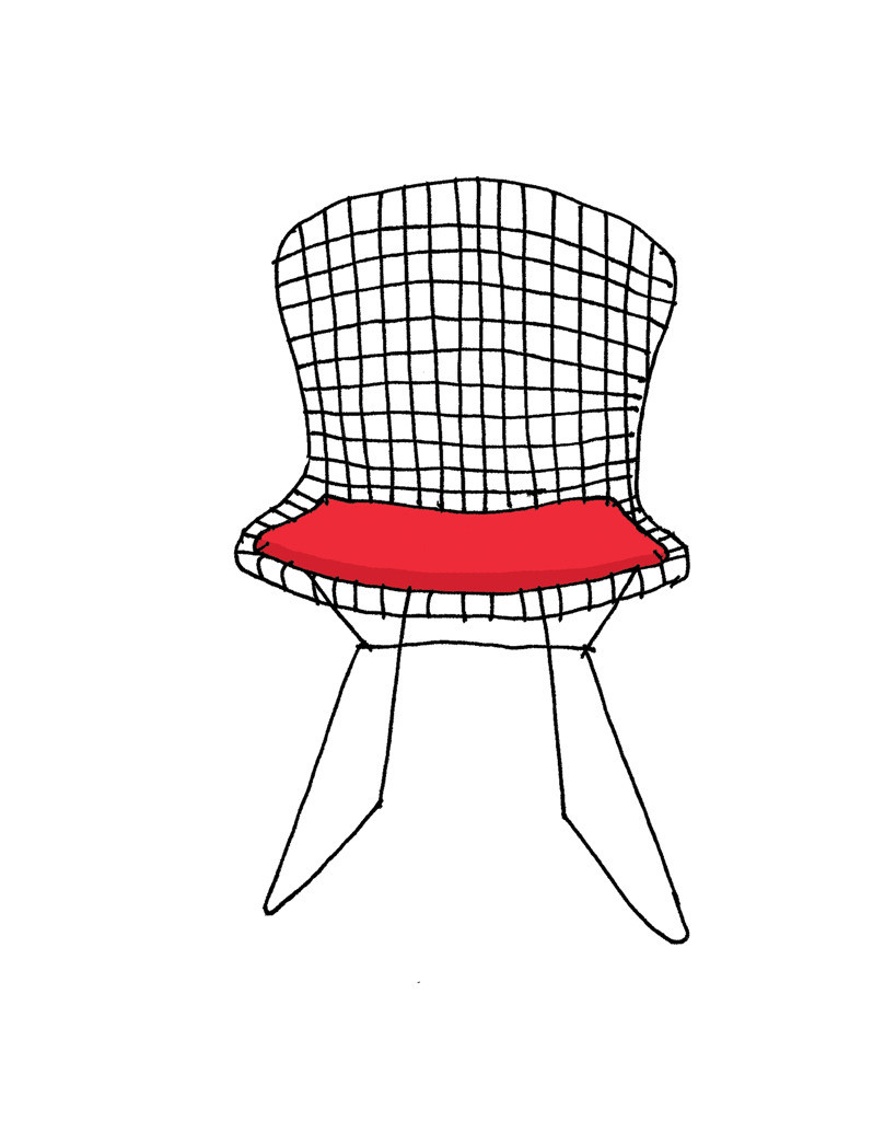 Chair 1  by Alli Arnold