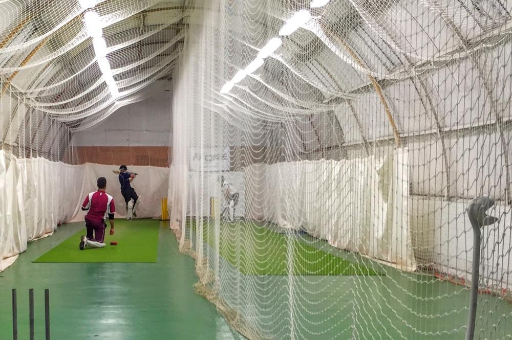 West of Scotland indoor nets, skills and drills