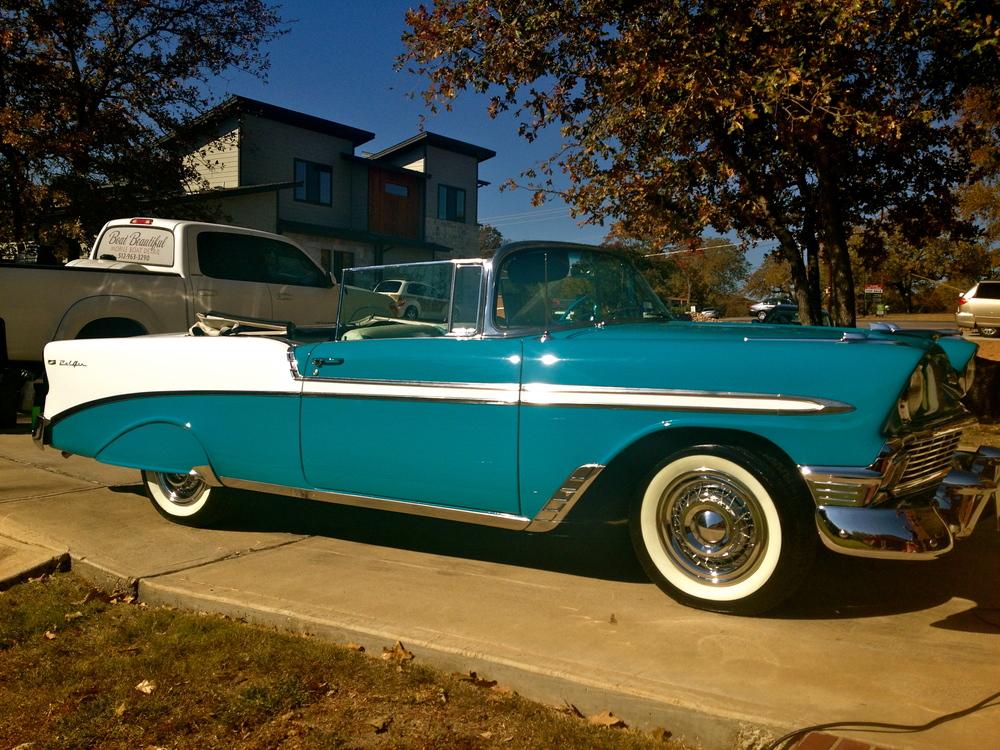 Classic Car Polishing Austin