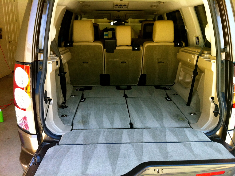 Auto Interior Cleaning and Restoration Austin