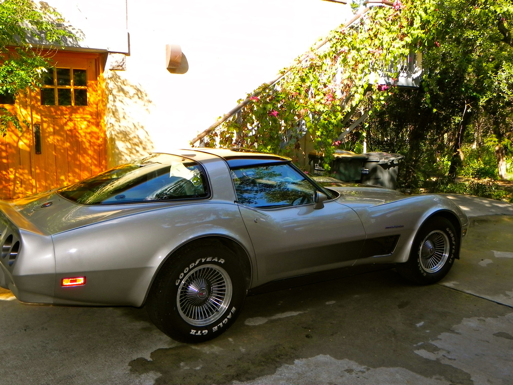 Corvette Auto Detailing Services Austin
