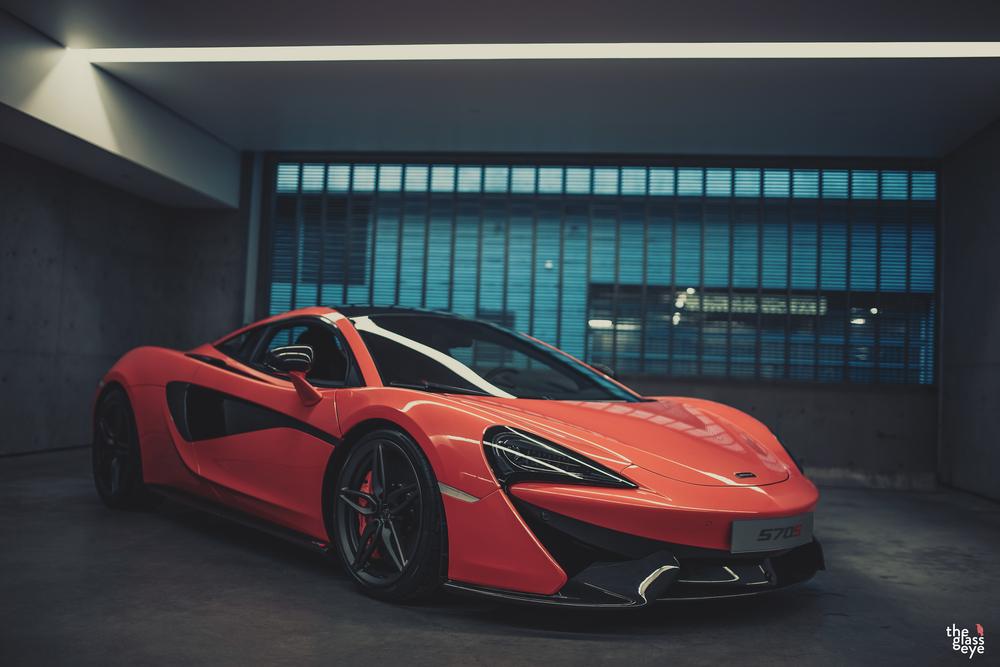 McLaren 570S Vancouver Launch — The Gl Eye