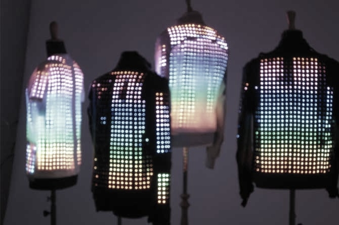 CuteCircuit Jacket