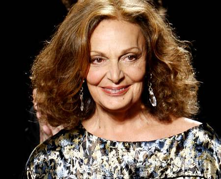 Diane Von Furstenberg, President of the Board of Directors, CFDA