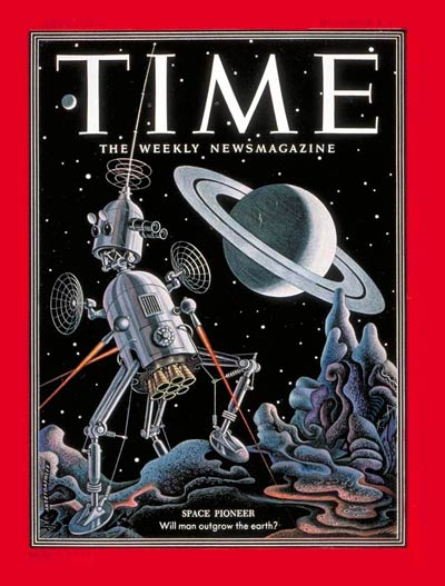 TIME December 8, 1952