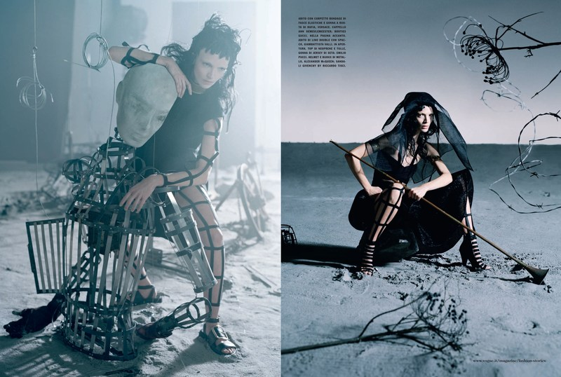 'Like a Warrior' Mariacarla Boscono-Tim Walker-Vogue Italia-1.jpg