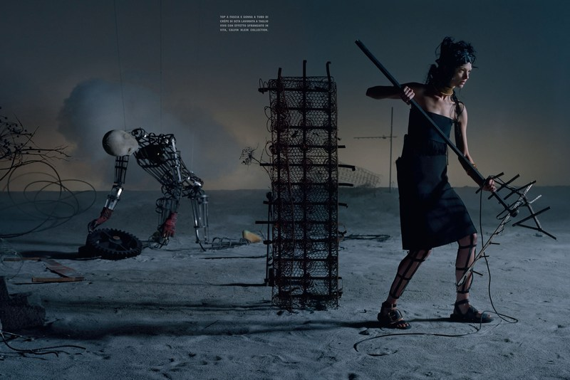 'Like a Warrior' Mariacarla Boscono-Tim Walker-Vogue Italia-8.jpg