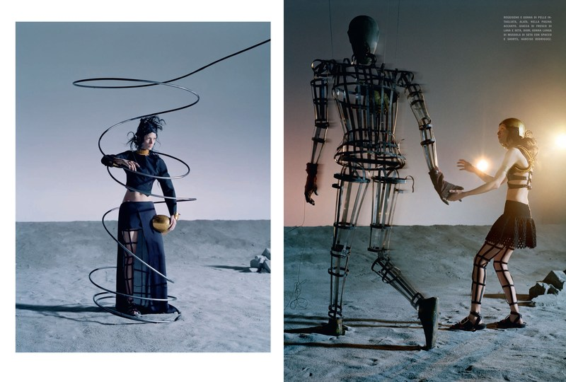'Like a Warrior' Mariacarla Boscono-Tim Walker-Vogue Italia-9.jpg