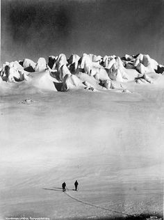 Norway, Hardangerjoklen, ca 1908. // Anders Beer Wilse