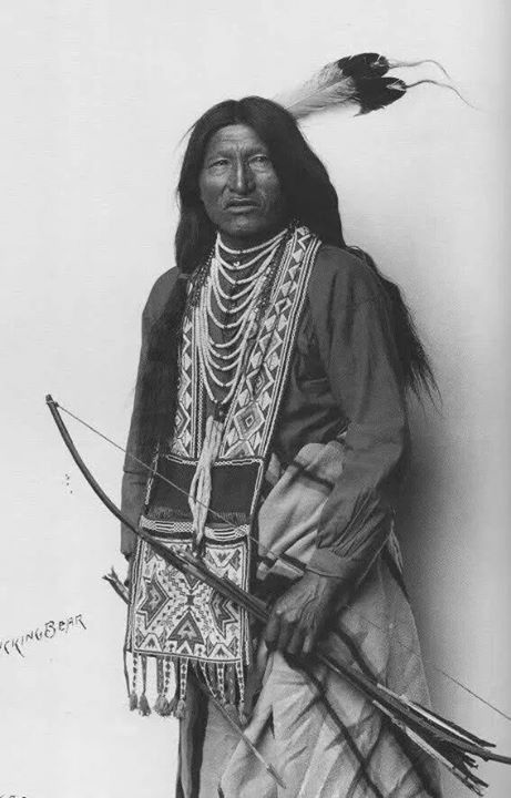 Kicking Bear // Oglala Sioux