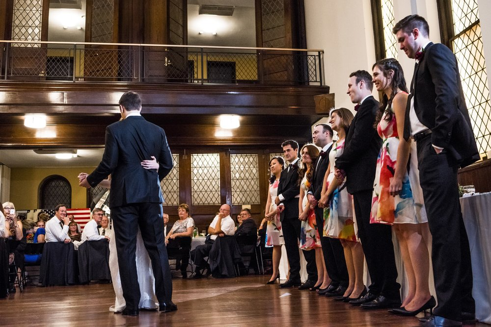 CHAPEL | WEDDING RECEPTION