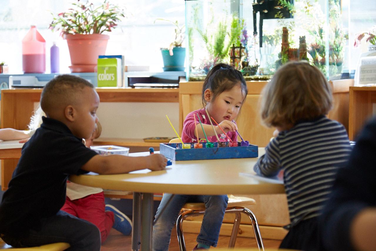 Big City Montessori School Curriculum