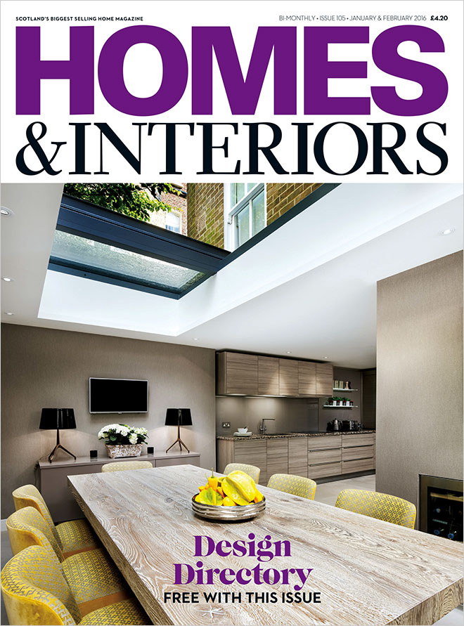 ... But The Team At Homes U0026 Interiors Scotland Did Their Best To Make Me  Feel At Ease! Thanks To Neale Smith And Catherine Coyle For The Great  Feature.