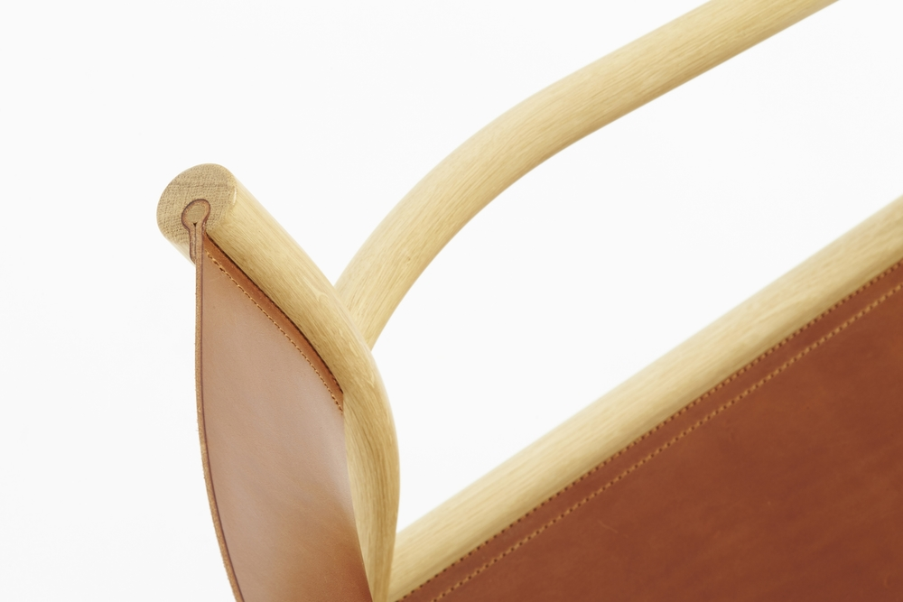 Oxbow Chair Detail