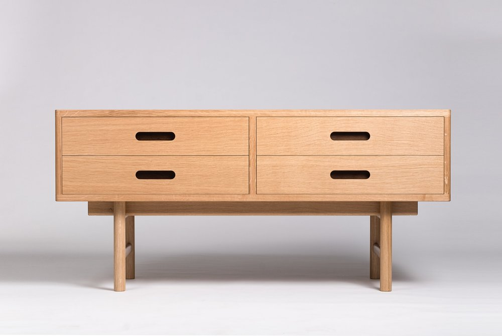 Stewart Cabinet and Bench