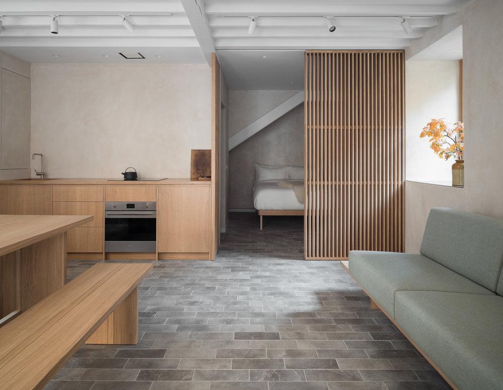 Interior of Porteous' Studio, Edinburgh