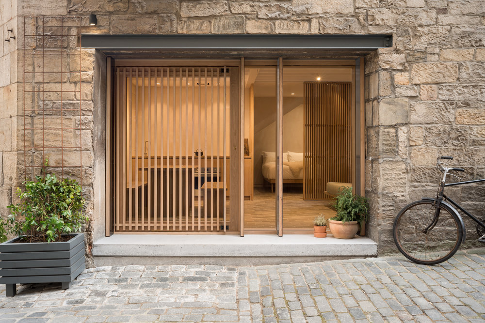 Exterior view of Porteous' Studio, Edinburgh