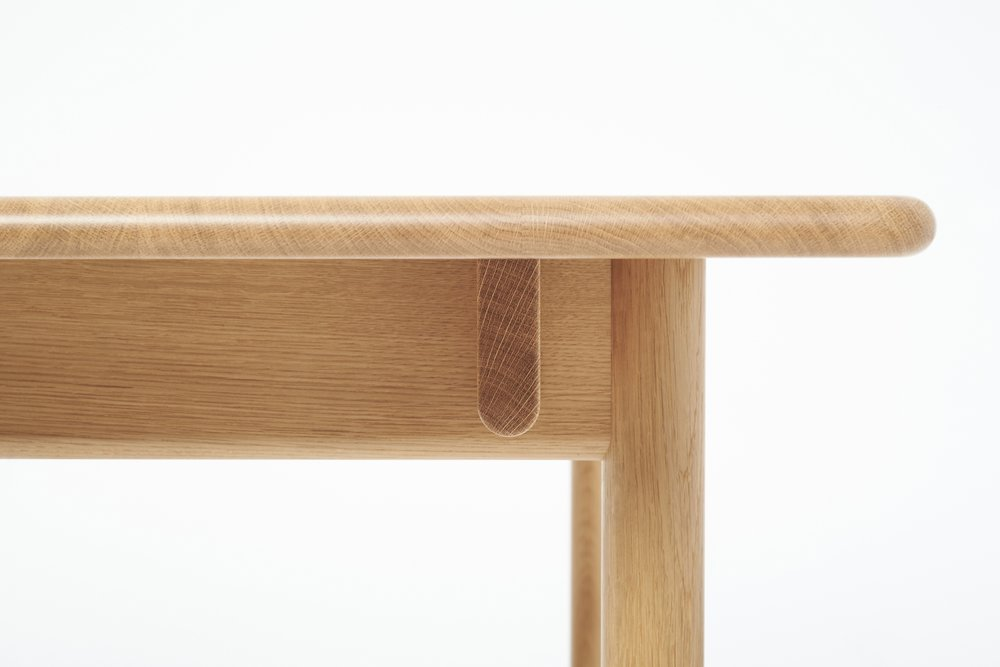 Oxbow Table Detail 1