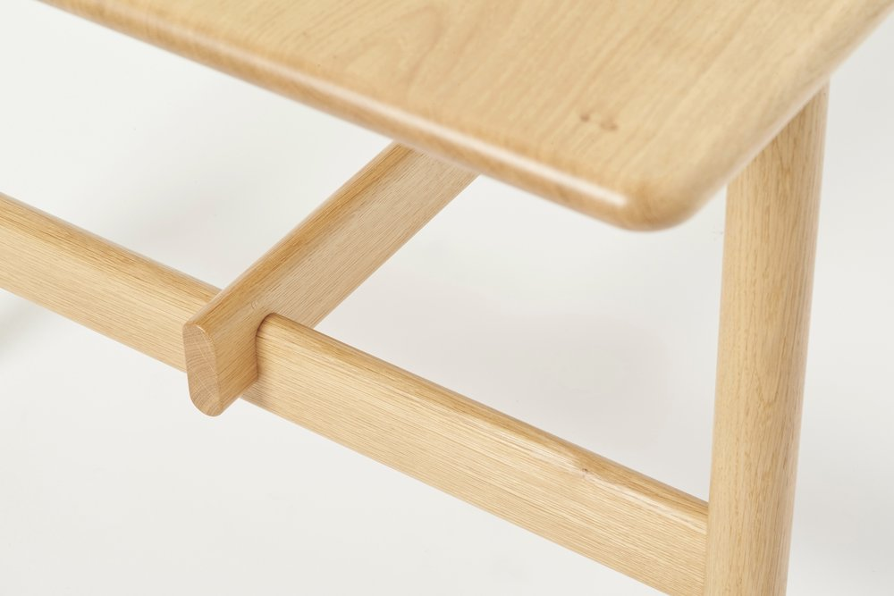 Oxbow Table Detail 2
