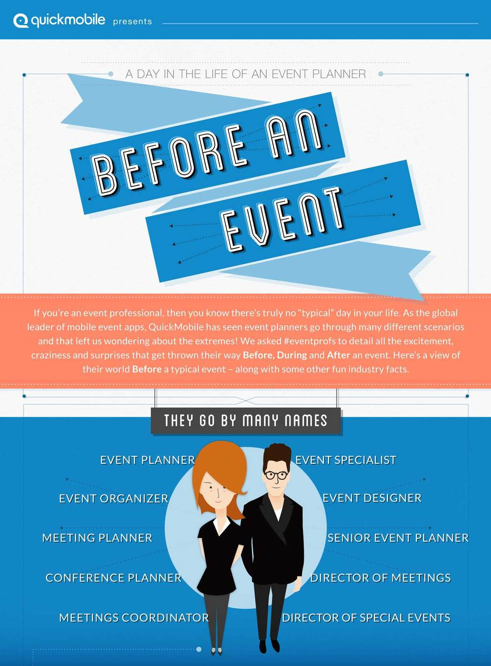 A Day in the Life of an Event Planner (pt 1)