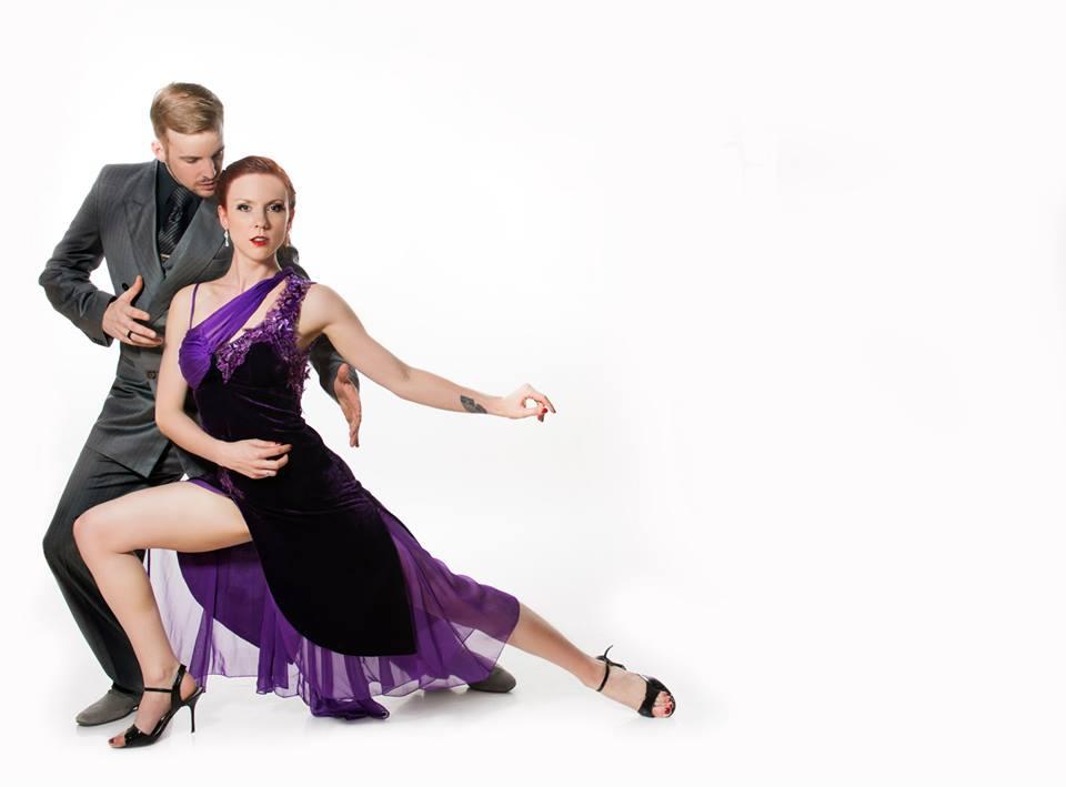 Beginner Intensive withEuropean Tango Salon ChampionsLiz & Yannick Vanhove -