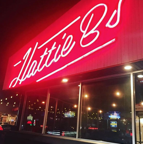 """All ye heat seekers enter here."" - @hattiebs"