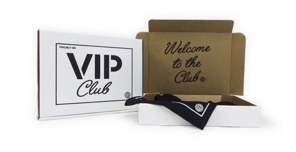VIP CLUB -
