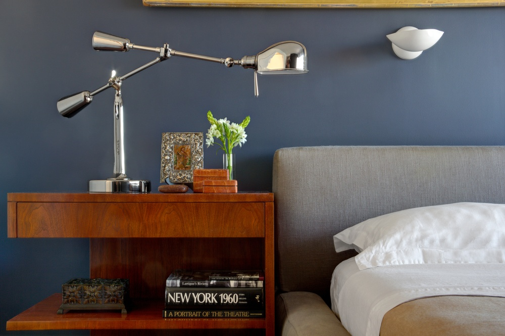 Meatpacking Residence - Bedroom Detail - New York City