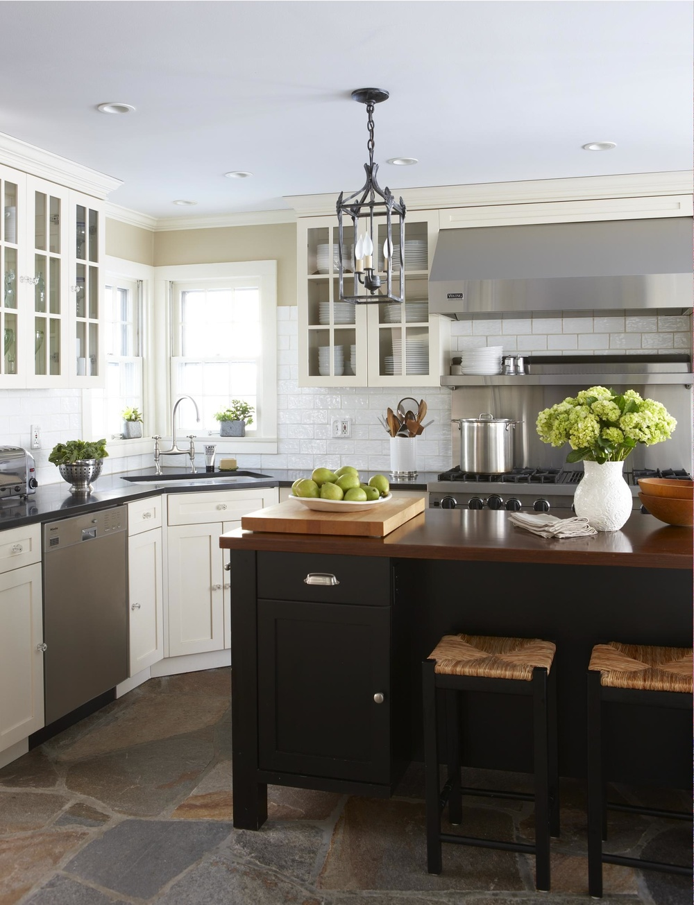 HUDSON VALLEY FARMHOUSE - Cold Spring, NY - Kitchen