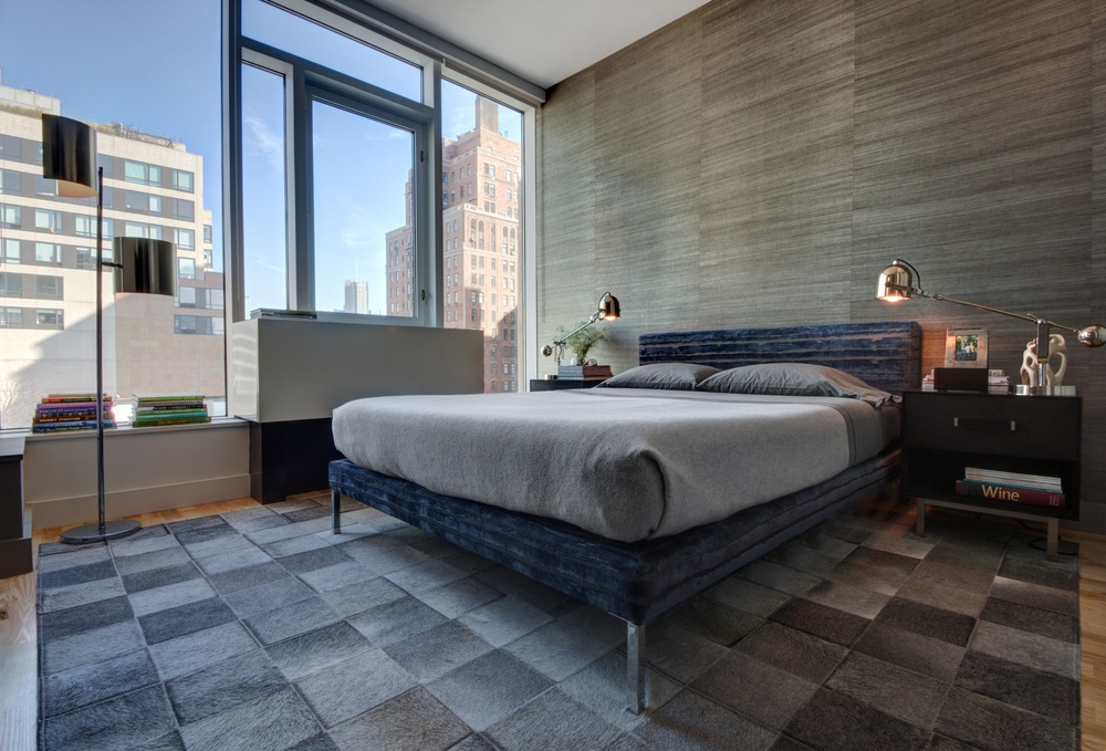 Highline Residence - Master Bedroom