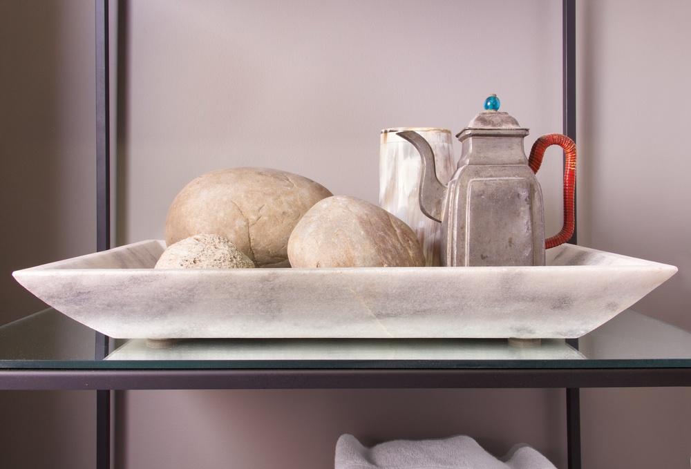 CHELSEA MODERN STUDIO - New York, NY - Bathroom Detail I
