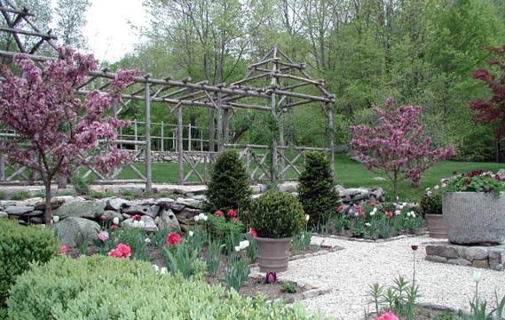 DESIGNER'S GARDEN - Kitchen Garden