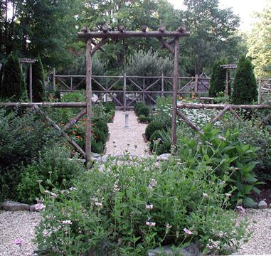 DESIGNER'S GARDEN - Cutting Garden