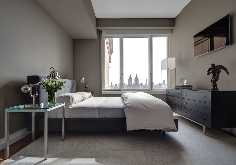 Gotham Glamour - Guest Bedroom