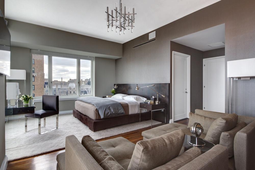 Gotham Glamour - Master Bedroom