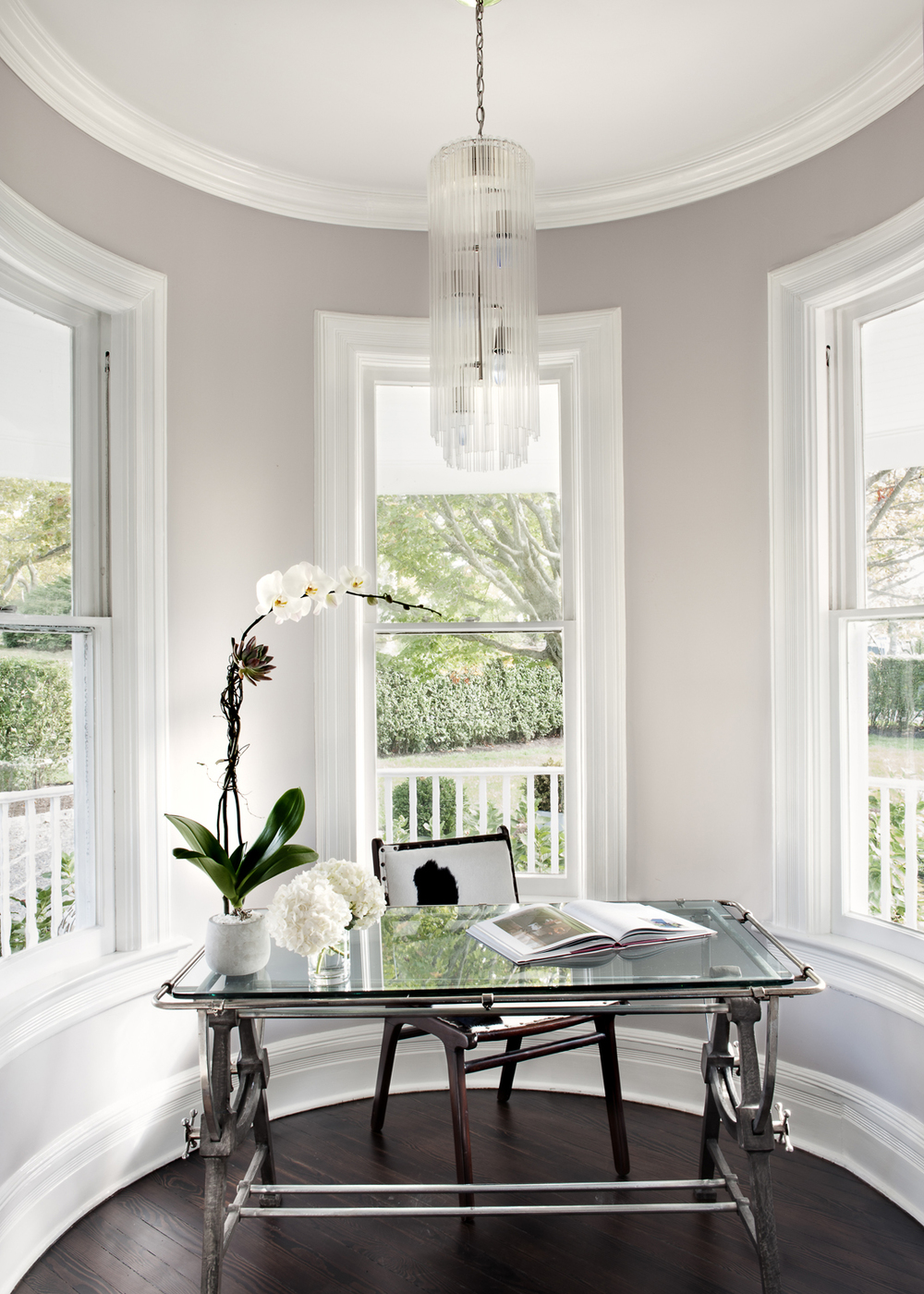 Victorian Rumson Beach Home - OFFICE