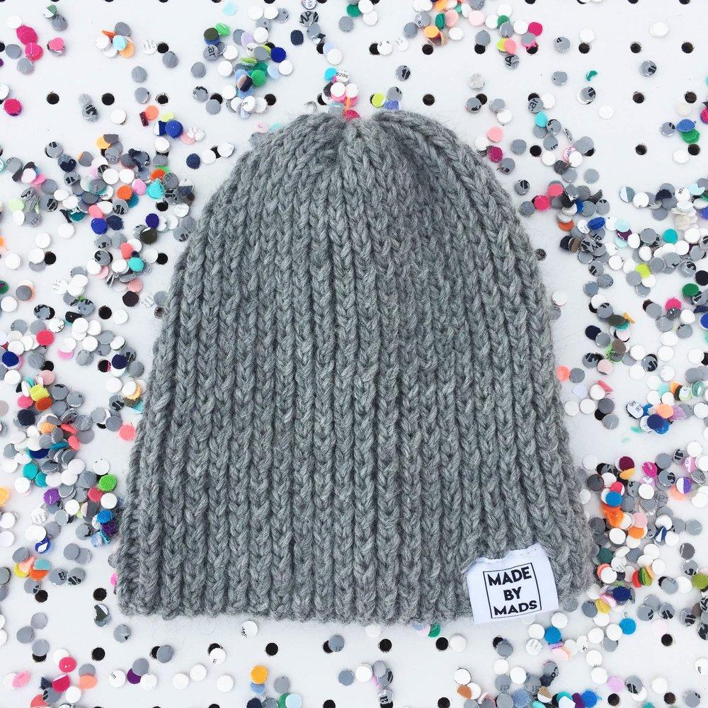 Hat: Grey