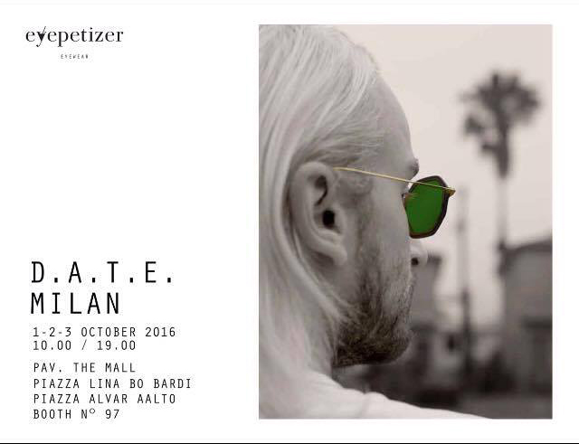 D.A.T.E fair in Milan, Italy Oct 2016