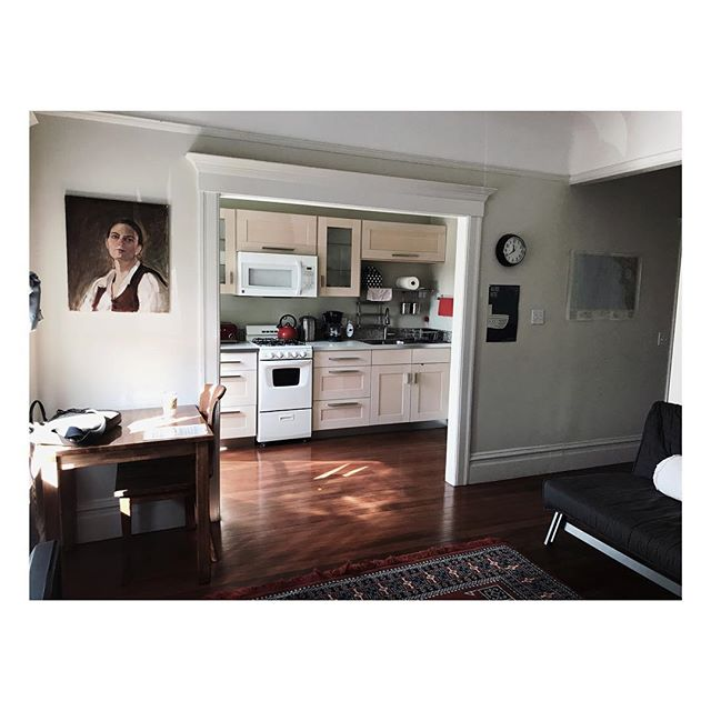 | SAN FRANCISCO | #sanfrancisco #oakland #work #fun #design #artdirection #home #wood #interiordesign #clean #trip #fun #travel #atl #atlanta #worktrip #classic #california #painting #kitchen