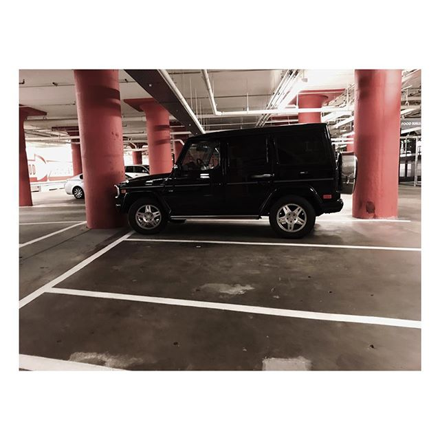 | DIRTY | #amg #gclass #car #spaceship #go #atl #atlanta #poncecitymarket #boom #clean #design #instagood