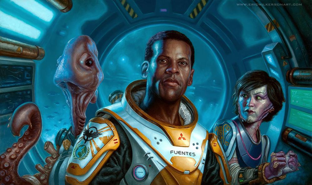 Aquanauts: Distant Origins