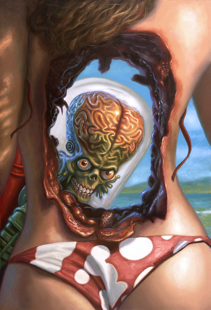 Mars Attacks: Beach Blast