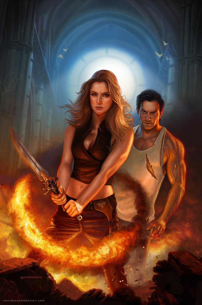 Born in Fire, Book 1 The Fire and Ice Trilogy
