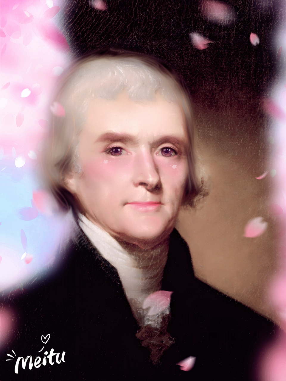 Thomas Jefferson, 3rd President